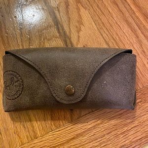RAY BANS SUNGLASSES CASE